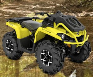 Can-Am Outlander XMR 570