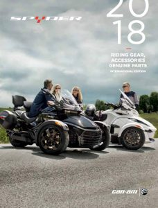 Catalogo PAC Spyder 20198