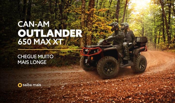 Outlander 650 Max Xt
