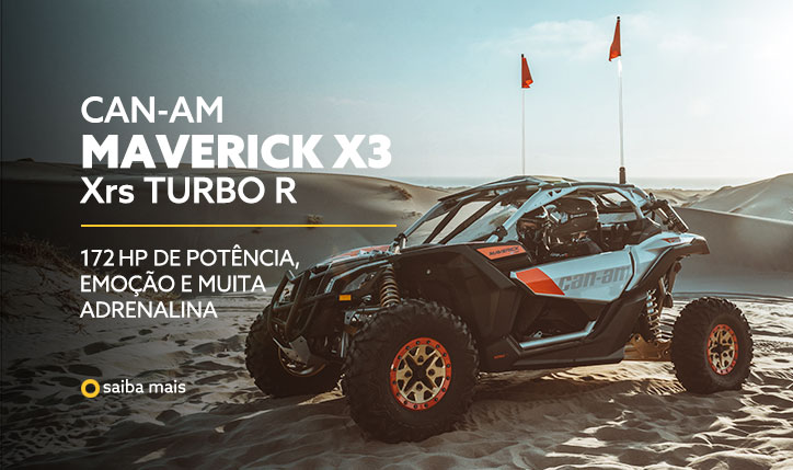 Maverick X3 Xrs Turbo R
