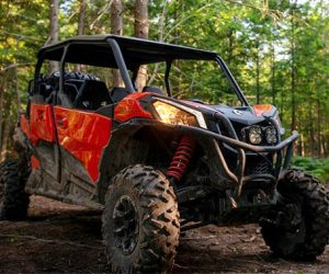 Can-Am Maverick Sport Max DPS 2020