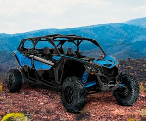 CanAm Maverick X3 Max Ds Turbo R
