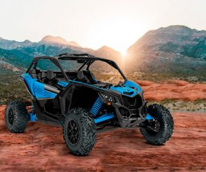 CanAm Maverick X3 Xrs turbo R