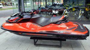 Sea-Doo, RXP 300 RS, 300 hp, Rotax, jet-ski, desempenho, 2 lugares, moto aquática,